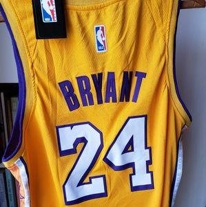NBA kobe Bryant 24 los Angeles lakers jersey